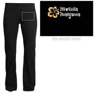 Newlywed Pants w/Back