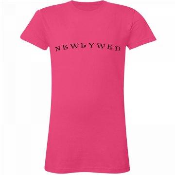 Newlywed tee