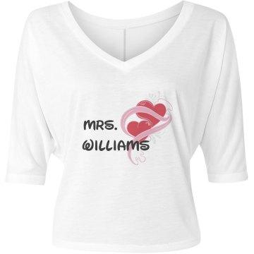 Now Mrs Tshirt