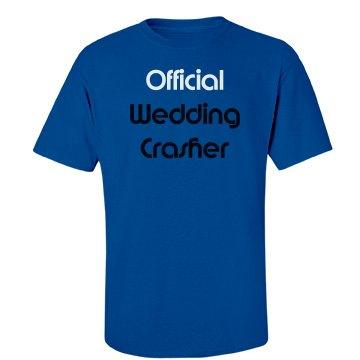 Official Wedding Crasher