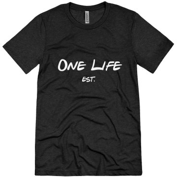 One Life His