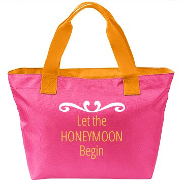Perfect bag for your honeymoon