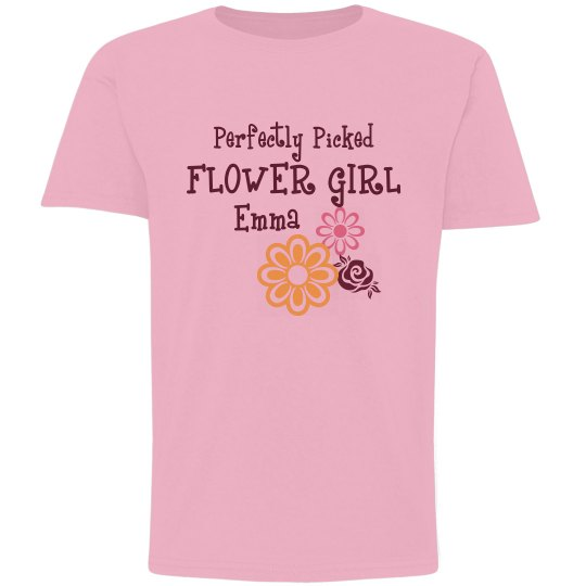 Perfect Pick Flower Girl