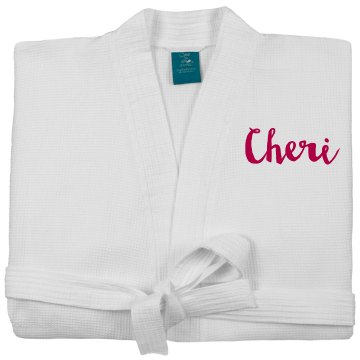 Personalized Name Bridesmaid Robes