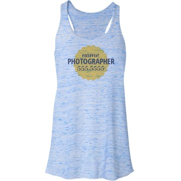 Photographer Name Number