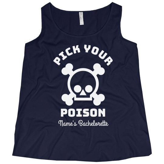 Pick Your Poison Bachelorette