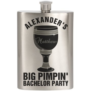 Pimpin Bachelor Party