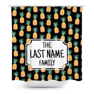 Pineapple Custom Family Home Decor