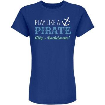 Pirate Bachelorette