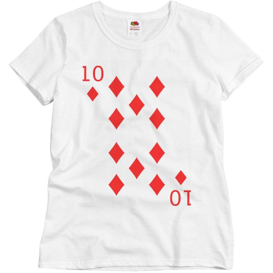 playing card 5