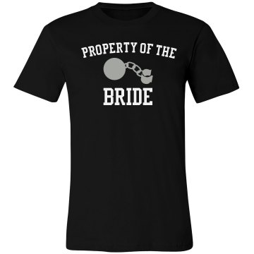 Property of the Bride
