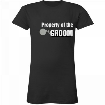 Property of the Groom