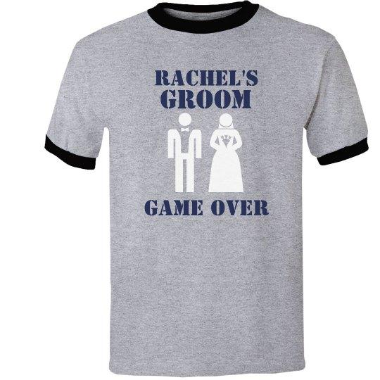 Rachel's Groom Tee