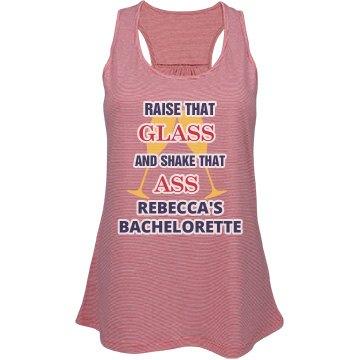 Raise Glass Bachelorette