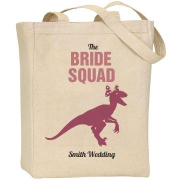 Raptor Bride Squad