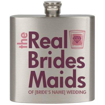 Real Bridesmaids Gift