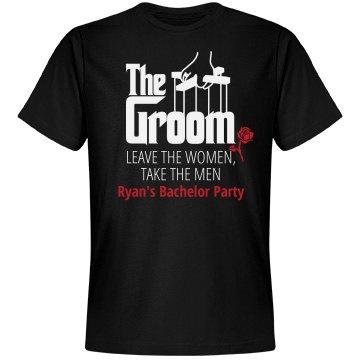 Real Groom Bachelor