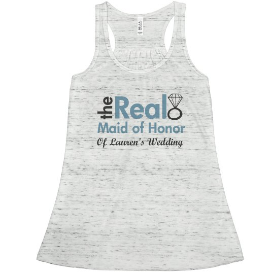 Real Maid Of Honor