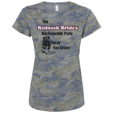 Redneck Bride