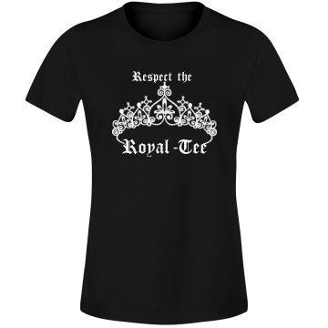 Respect the Royal-tee