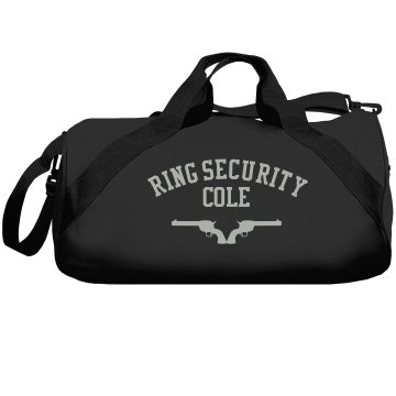 Ring Security Bag