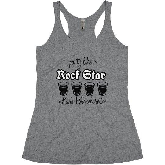 Rock Star Bachelorette