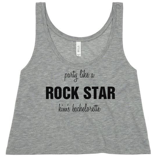 Rock Star Bachelorette