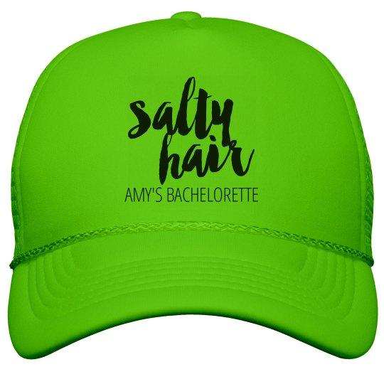 Salty Hair Beach Bachelorette