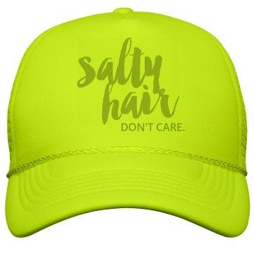 Salty Hair Honeymoon