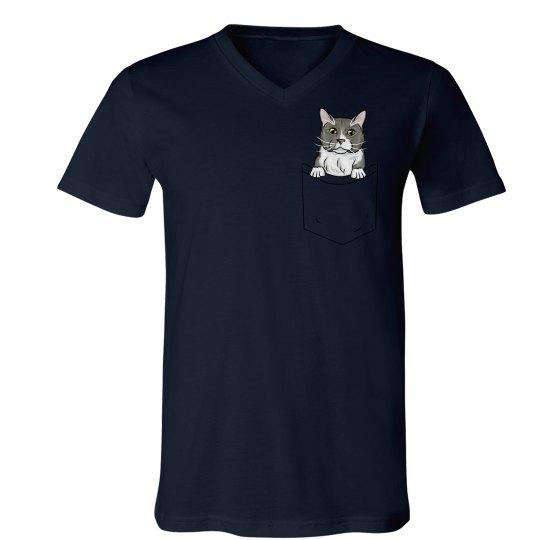 Sam - Cat in Pocket