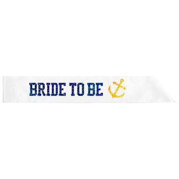 sash bride