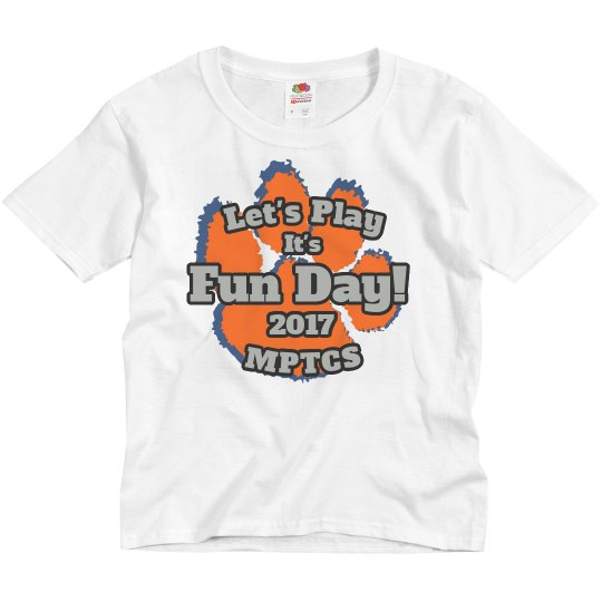 School Fun Day - Youth Tee