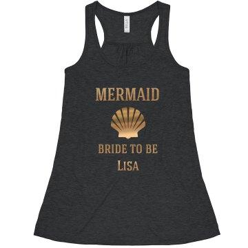 Seashell Bride to Be