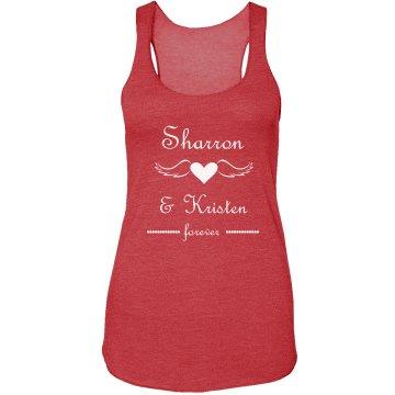 Sharron & Kristen Forever