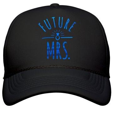 Shiny Blue Future Mrs