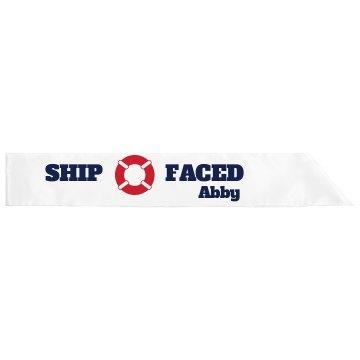 Ship Faced Bachelorette