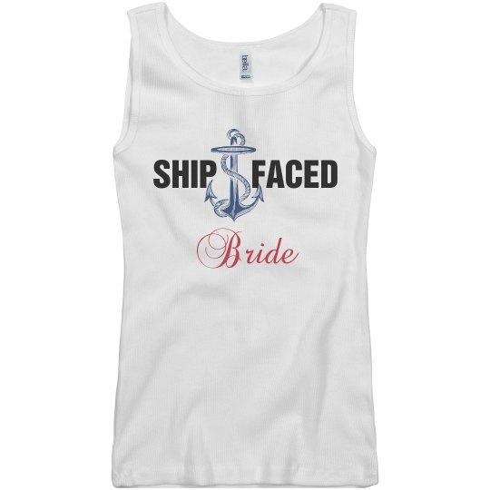 Ship Faced Bride