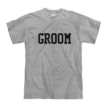 Simple Team Groom Design