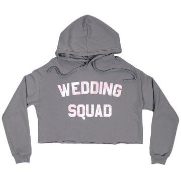 Simple Trendy Wedding Squad