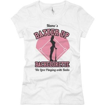 Softball Bachelorette
