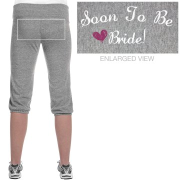 Soon To Be Bride Sweats