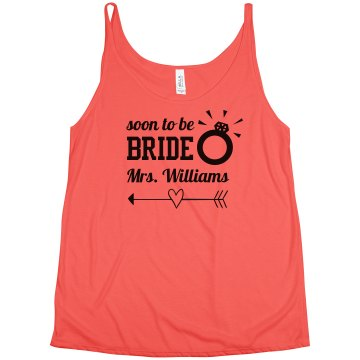Soon to Be Tank Top