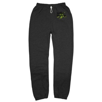 splatter sweats