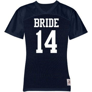 Sporty Couple Bride