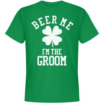 St. Patrick's Irish Groom Beer