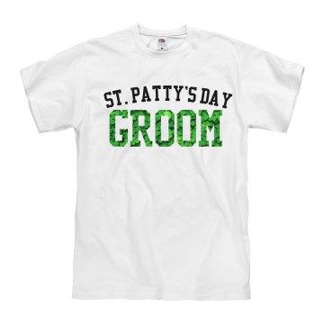 St. Patty's Day Groom