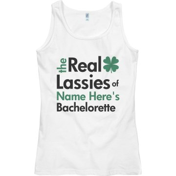 St Patty's Lassies Bachelorette