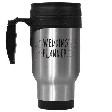 Steel Mug Wedding Planner