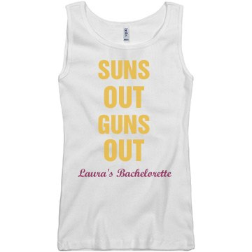 Suns Out Guns Out Bachelorette