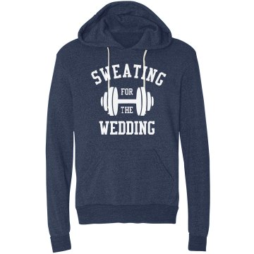 Sweat And Weights Wedding